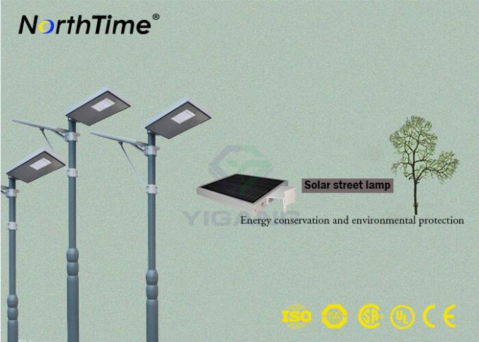 Outdoor LED Street Lamp , Mono Silicon Energy Efficient Street Lighting