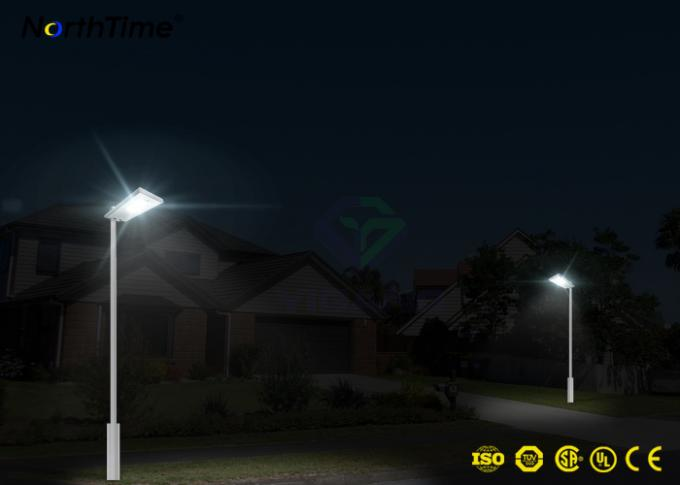 Outdoor Road Lighting Project Motion Sensor Street Lights 1800 - 1900LM Energy Saving