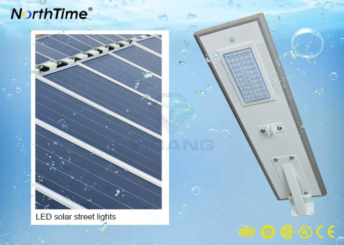 Dimmable 6w to 120w Solar Powered Road Lights with PIR Motion Sensor