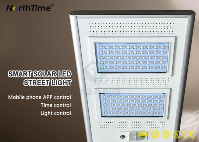 High Power Energy Saving All In One Solar Street Light With Controller and Li Battery