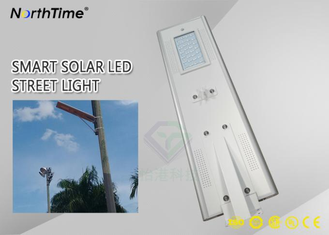 Government Projects 65W Panel LED Solar Street Light 30W for Outdoor Garden Lighting