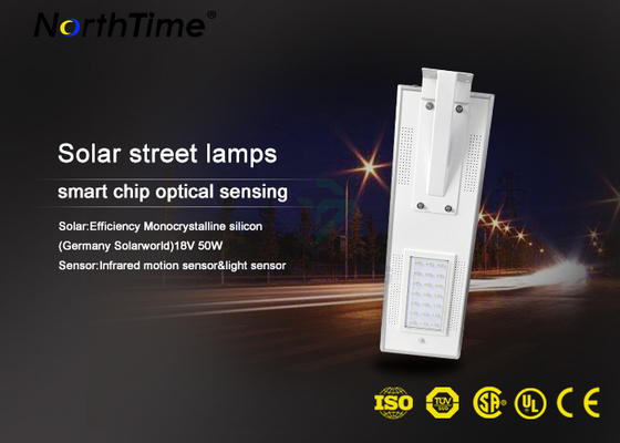 चीन 18V 20W Solar Panel street lamp  4 Rainy days lighting  Time control system आपूर्तिकर्ता