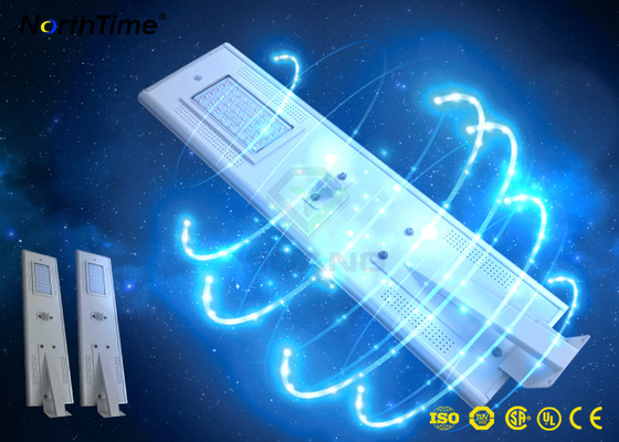 चीन 120 Degree All in One Solar LED Street Lights Solar Road Light with PIR Motion Sensor आपूर्तिकर्ता