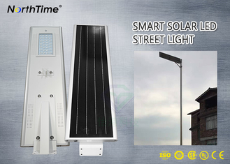 चीन New Design 30W 26AH Integrated Solar Street Light with IP Camera For Parking Lots आपूर्तिकर्ता