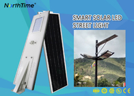 चीन 12V 26AH Lithium Battery 18-120W Smart Control System All in One Solar Street Light फैक्टरी
