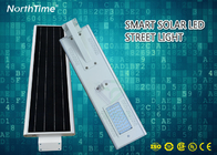 चीन High Lumens Automatic On / Off All-in-One LED Solar Street Lights 6M Height 30W 26AH फैक्टरी