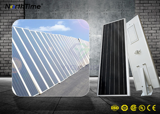 चीन IP65 Outdoor Solar LED Garden Lights ,  Solar Led Street Light with Aluminum Alloy Material फैक्टरी