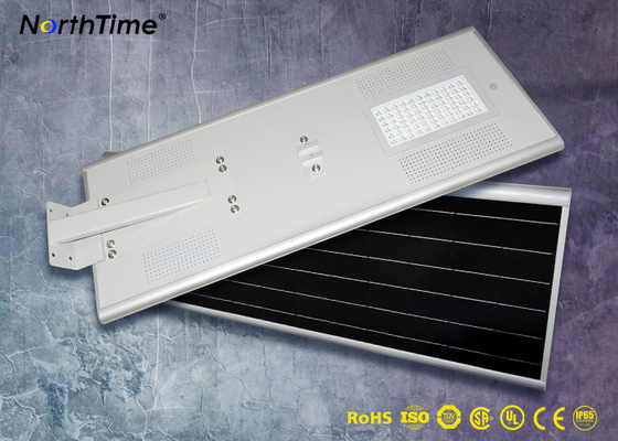 चीन High Power Solar Street Light With MPPT Controller , Solar Panel Street Lights वितरक