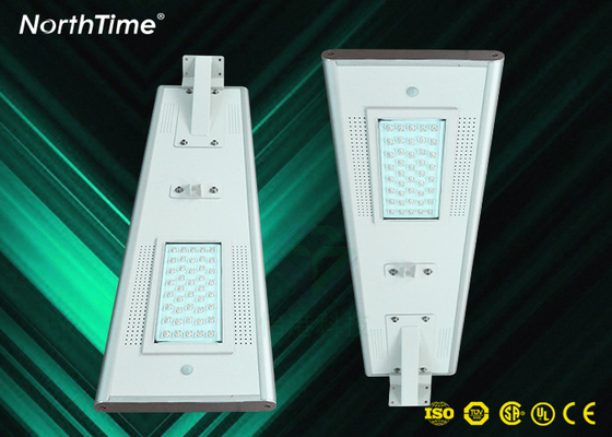 चीन 30W 40W 50W LED Street Lighting Solar Powered Led Street Lights 3300 Lumens फैक्टरी